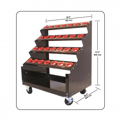 Cnc Tool Holder Storage Solutions Uratech India Pvt Ltd